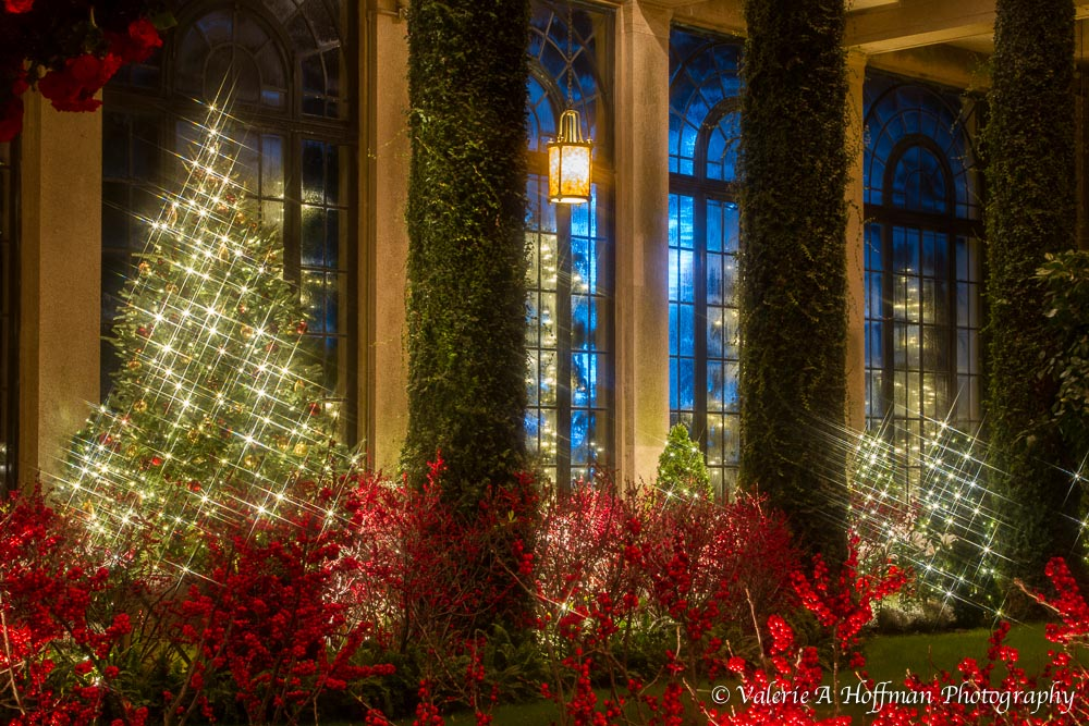Longwood Gardens Christmas Trek Thursday December 7 2017
